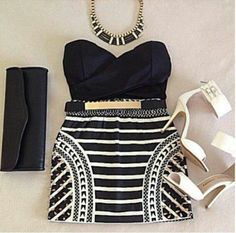 For a night out