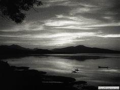 Gabriel Figueroa, Lago De Patzcuaro, Maclovia 1948.