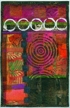 Fabric Paper Demo - Jane Davies Studios