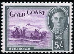 King George VI-Gold Coast 1948