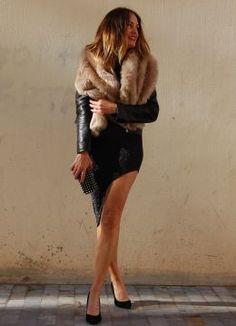 Rollito Jessica Rabbit . Look estilo Sexy 2015.