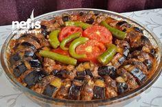 Köfteli Patlıcan Kebabı Tarifi nasıl yapılır? 27.503 kişinin defterindeki bu tarifin resimli anlatımı ve deneyenlerin fotoğrafları burada. Yazar: Elizan