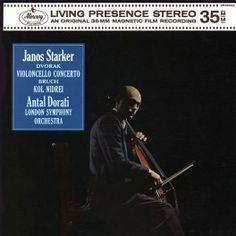 Janos+Starker+Dvorak+Cello+Concerto+Dorati+LSO+LP+Vinil+180+Gramas+Mercury+Speakers+Corner+Pallas+EU+-+Vinyl+Gourmet