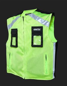 Glow Rider Vest electro-luminescent lighted vest