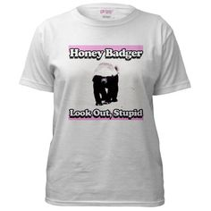 To the fun ladies of honey badger shopping trips!