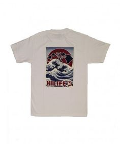 Men's HiLife Basic Tee - Stormriders; Color Options: White, Navy and Black. $25.00 Available online and at the Island Snow Hawaii Kailua Beach Center location.