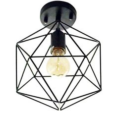 Unitary Brand Antique Black Metal Cage Shade Semi Flush M... https://www.amazon.com/dp/B01JOTW6VS/ref=cm_sw_r_pi_dp_x_AUi9xbQ992F57