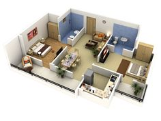 excellent-floor-plans-in-3d-on-floor-with-3d-floor-plans-are-also-a-great-way-for-architects-realtors-and-plan