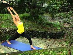 Yoga, flexibilidad en la columna