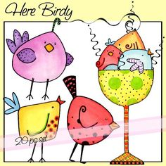 Here Birdy