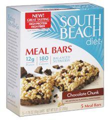 FREE Box of South Beach Bars