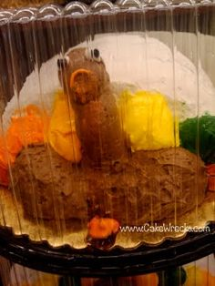 Cake Wreck.  Turkey: the other dark meat.