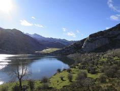 Lagos de Covadonga, Lago Enol, Pics d'Europe - Les Asturies (Espagne)