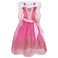 Bought! Claudia. Sleeping Beauty Aurora Costume for Girls | Costumes & Costume Accessories | Disney Store