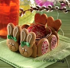gingerbread for easter