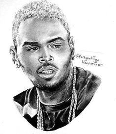 Chris brown drawing color art artsy pinterest chris brown chris brown altavistaventures Images