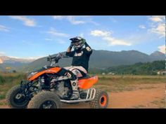 Rozman Ales - Quad Freestyle 2012 - YouTube