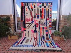 Azilal deken / Marokkaanse berber tapijt