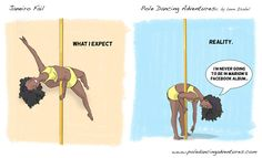11 Reasons Why Pole Dancing Is Not As Easy As It Looks (and tips on how to nail it)