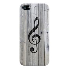 Vintage White Music Note Treble Clef Gray Wood - iPhone 7 Case, iPhone... ($35) ❤ liked on Polyvore featuring accessories, tech accessories, iphone case, wood iphone case, iphone cases, iphone cover case, apple iphone case and wooden iphone case