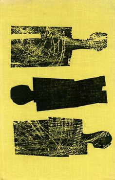 Czechoslovakian book cover, 1964