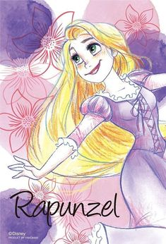 Find images and videos about wallpaper, flower and disney on We Heart It - the app to get lost in what you love. Film Disney, Disney Tangled, Disney Magic, Disney Art, Tangled Rapunzel, Disney Princess Drawings, Disney Princess Art, Disney Drawings, Princesa Rapunzel Disney
