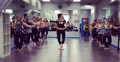 """A New Spin on """"Mommy and Me"""" Dance Class - Baby and Me Ballet"""