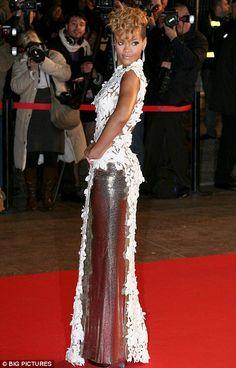 Red carpet Rihanna