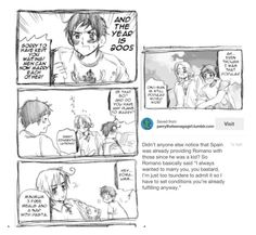 """ALSO REAL. CANON NOT A FAKE. I LOOKED IT UP. NO LINK TO DEVIART ITS REAL. I REPEAT SPAMANO IS CANON!!!!!!"" by awesomeotakuwhovian ❤ liked on Polyvore featuring art and vintage"