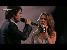 "Celine Dion & Josh Groban Live ""The Prayer"""
