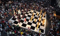 Social Media Strategy Series: Research And Planning  Think of research and planning as a chess match...