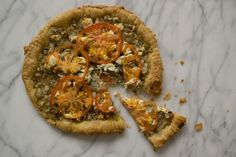 Goat Cheese Tart