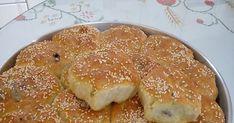 Ελιόψωμο αφρός !!!! Υλικά------------30 νο ταψι. 600 γρ. αλεύρι ανάμικτο 1 φακελάκι μαγιά 1κ.σ.ζάχαρη Αλάτι Χλιαρό νερό.... όσο πά... Breakfast, Food, Morning Coffee, Essen, Meals, Yemek, Eten