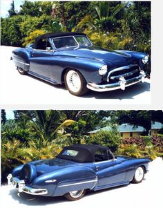 '48 Buick Custom ~ Who wouldn't want to start off on their honeymoon in this car!