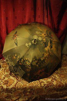 Похожее изображение Umbrellas