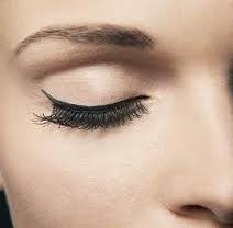 Eye catcher eyeliner met Permanente Make-up.