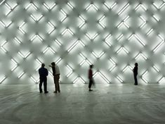 Sublimotion (Robert Irvin (US) - Light and Space (installation...)