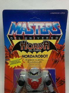 Masters Del Universo - Hordarobot - Motu - Moc- Spanish - New- Sealed FOR SALE • EUR 230,00 • See Photos! Money Back Guarantee. HORDAROBOT- MASTERS DEL UNIVERSO - MOTU Cartón doblado UNPUNCHEDREFERENCIA 2549Fabricado por Mattel NUEVO Y PRECINTADO DISPONGO DE MUCHAS OTRAS FIGURAS MOTU NUEVAS Y PRECINTADASConsulta www.bazarhorta.com New - Sealed - MOC 172503154040