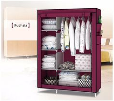 Good Portable Wardrobe Online Light Moveable Cabinet
