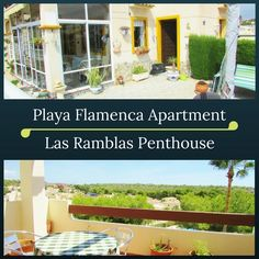 Black Olive Properties direct!  * 2 Bed 1 bath ground floor apartment in Playa Flamenca for €94,000! * 3 Bed 2 bath penthouse apartment in Las Ramblas for €175,000!  Playa Flamenca is an extremely popular area on the Costa Blanca, being pretty much centre of everything! The beach is a few minutes away and there are many commercial centres in every direction! Las Ramblas is on a popular golf resort, making it a popular holiday area. It is considered a very classy with beautiful communal…