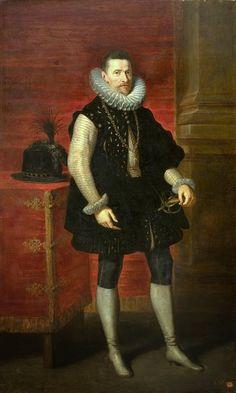 International Portrait Gallery: Retrato del Archiduque Alberto VII de Austria -2-