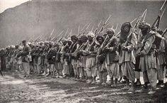 Pashtun Afghan Warriors Anglo Afghan War Afghanistan.