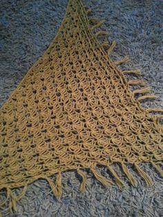 Virkattu huivi. Blanket, Crochet, Ganchillo, Blankets, Cover, Crocheting, Comforters, Knits, Chrochet