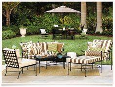 Ballard Designs Castellon Sofa | Wade Hampton Project | Pinterest | Outdoor  Spaces, Porch And Decking