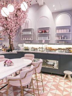 The Londoner » Blooming Lovely Café #restaurantdesign