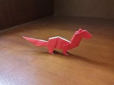 Origami Mink Easy - YouTube Origami Tutorial, Origami Easy, Origami Paper Art, Easy Youtube, Origami Animals, Child Care, Paper Size, Kids And Parenting, Mink