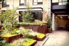 future green studio / carroll street mta plaza, brooklyn