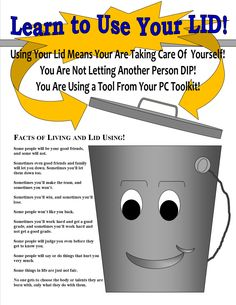 "I created this poster as the ""leave behind"" for the book ""Have You Filled a Bucket Today?"""