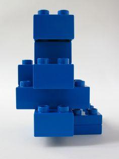 BRICK ART BLUE - VUE 2