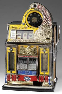 Roll a top slot machine for sale house of cards the inside story of online poker